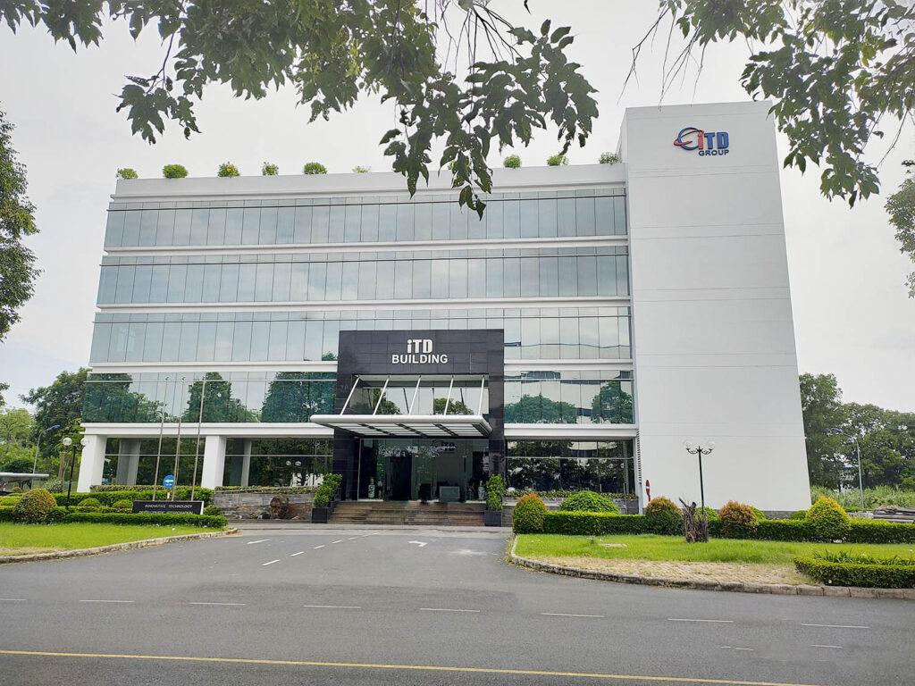 Tòa nhà ITD tại KCX Tân Thuận